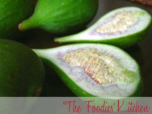 Figs in Star Anise Syrup | by The Foodies' Kitchen