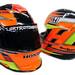 Alex Lloyd's Helmet for Mid-Ohio