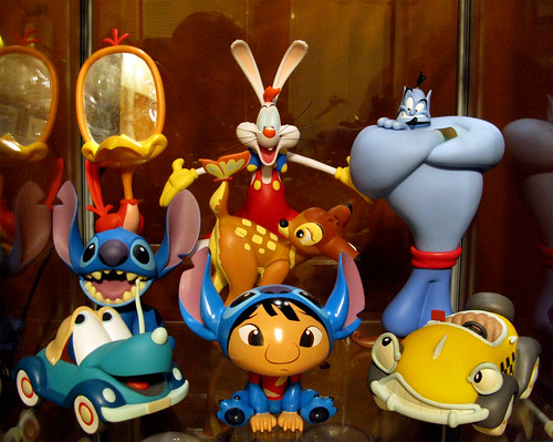 Medicom Disney Vinyls | Nick | Flickr