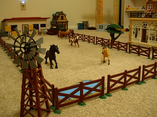 Schleich Horses And Stable Adam Sachs Flickr