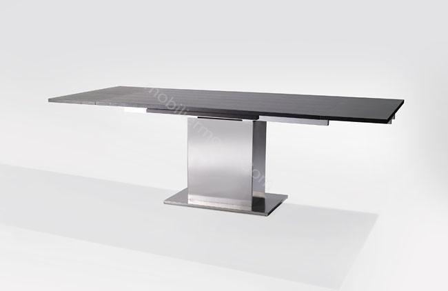 Joice table de salle manger avec rallonges une table for Table theoleine