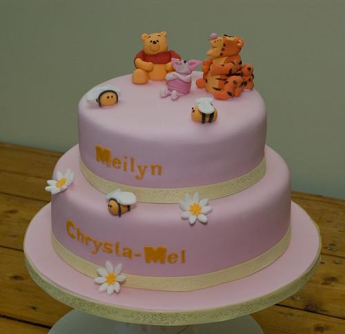 Classic Pooh Cake Pan