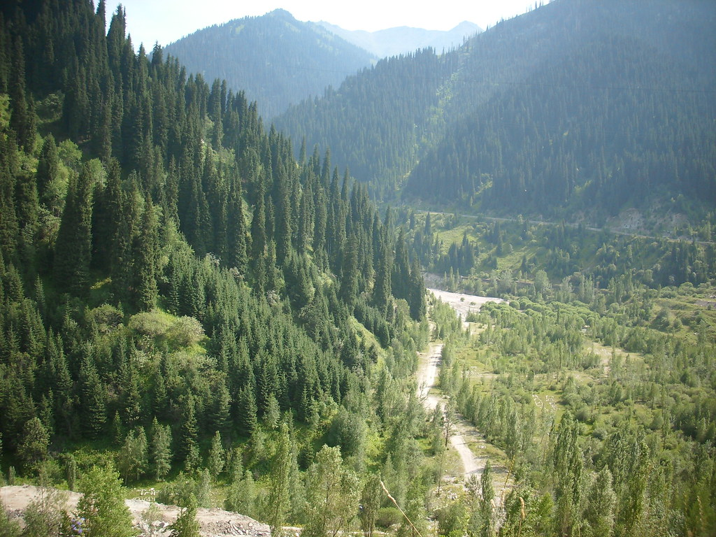 Almaty sights