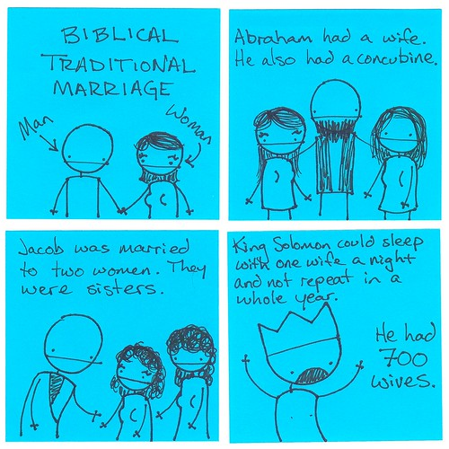 Biblical Traditional Marriage | by kenfagerdotcom