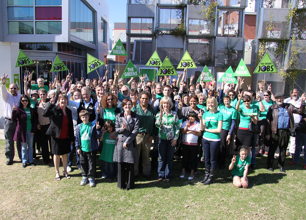 Join us as the Leader of the Australian Greens, Richard Di Natale, and your WA Senator Jordon Steele-John share our Greens vision for Australia's future, and talk about the challenges and opportunities involved in achieving it.