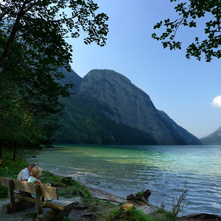 Thinking of early retirement at lake Königssee | by B℮n