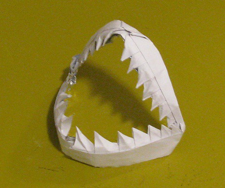 Shark Jaws 1 Artist Daniel Brown Invented August 2010 Daniel
