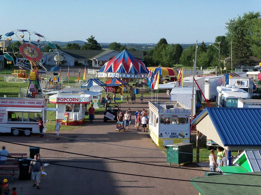 2010 clark county fair neillsville wisconsin mark