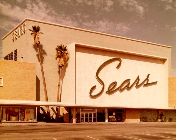 sears north hollywood ca classy looking sears patricksmercy flickr. Black Bedroom Furniture Sets. Home Design Ideas