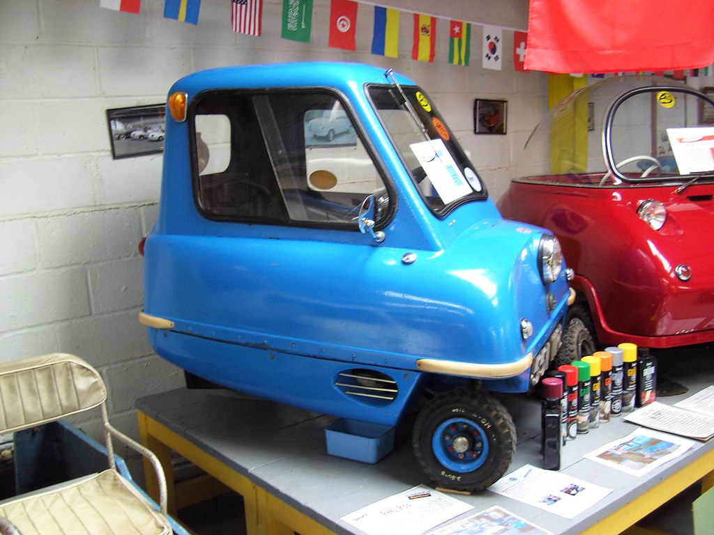 peel p50 the peel p50 was made by peel engineering maker flickr. Black Bedroom Furniture Sets. Home Design Ideas