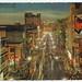 Riza Ave, Manila, Philippines postcard 1950's