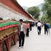 Prayer Wheels of The Potala Palace
