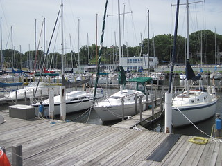 Muskegon Yacht Club | by schoolship07