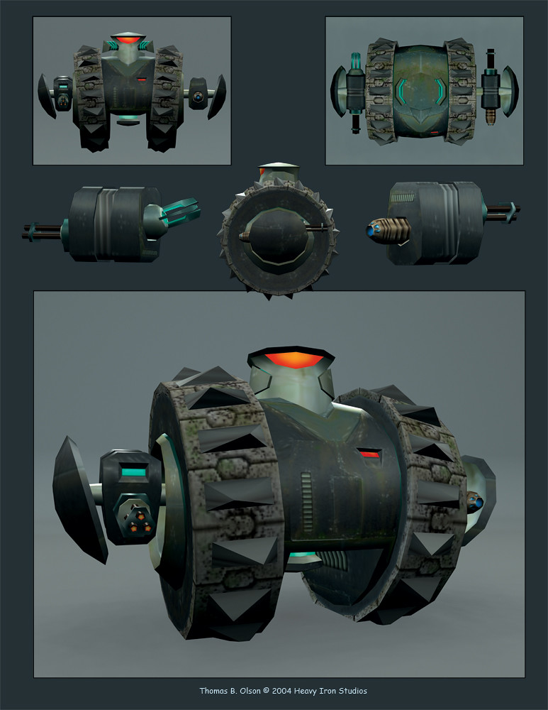 The Incredibles: Tank Bot   I think this guy still holds ... - photo#8