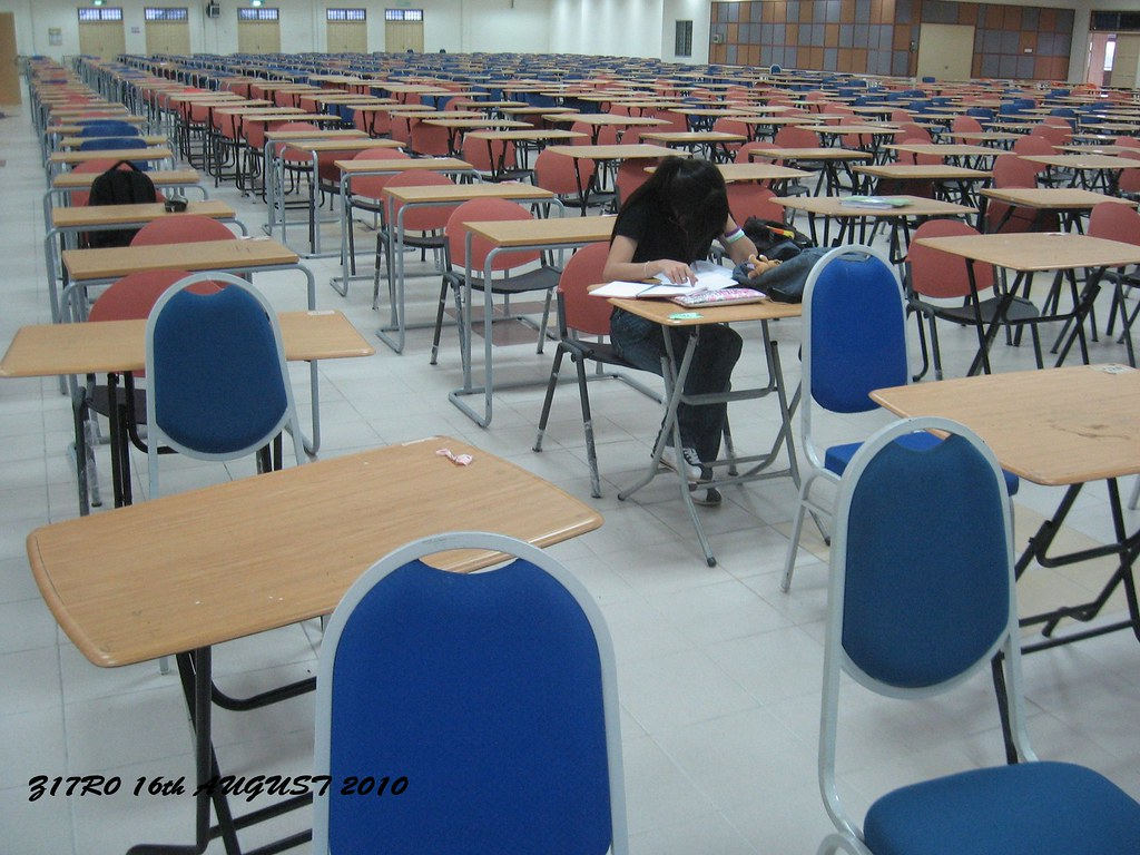 f2 examination hall uthm university tun hussein onn mala flickr. Black Bedroom Furniture Sets. Home Design Ideas