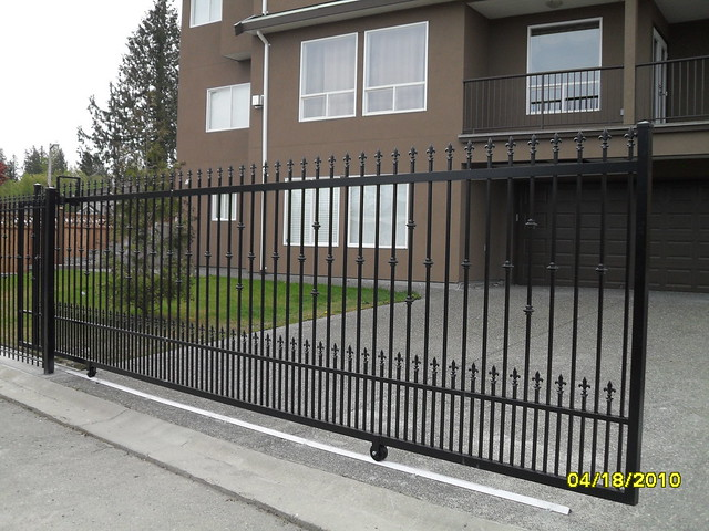 Automatic Driveway Gates Flickr Photo Sharing