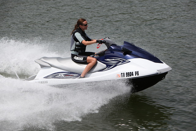 Yamaha Waverunner Vx Deluxe For Sale