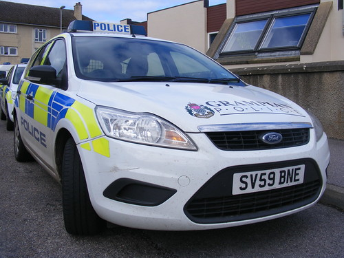 Grampian Police Ford Focus | by Arran/Bambi, Corey and James