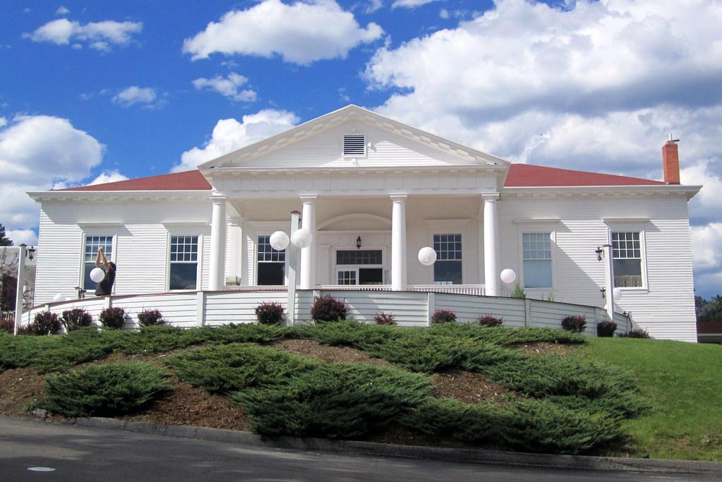 Colorado - Estes Park: The Stanley Hotel - Concert Hall ...