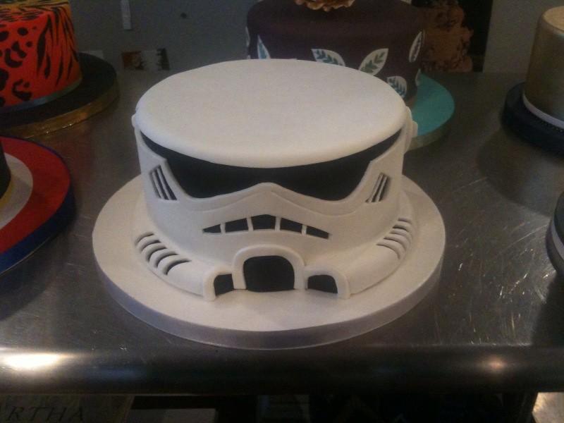 Stormtrooper Cake Pan