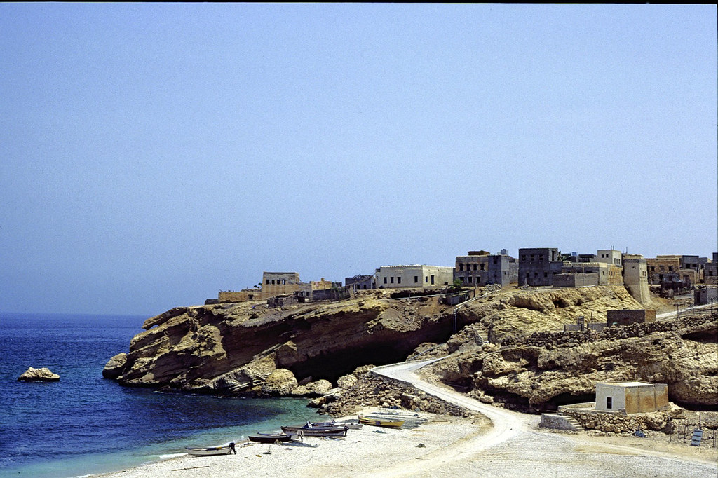 Tiwi Oman  city pictures gallery : Tiwi, Oman | Tiwi, Oman taken 1986 | kendo1938 | Flickr