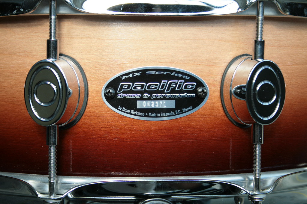 pacific pdp by dw mx series 14 snare drum drums for sale flickr. Black Bedroom Furniture Sets. Home Design Ideas