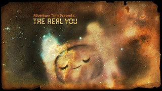"""The Real You"" Title Card 