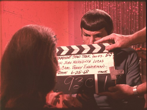 Spock & The Romulan Commander 6-25-68 | by steersman3