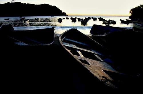 Fishing boats of Las Cuevas | by designgallery