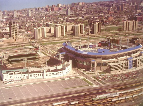 Old new comiskey park chicago 1991 photoscream flickr for Classic house 1991