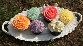 Flower Cupcakes | by Icing Bliss