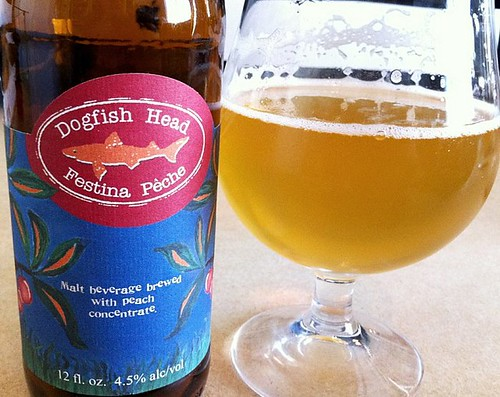 Dogfish Head Festina Peche | by John Holzer