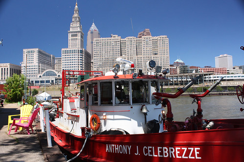 Anthony J. Celebreeze Tugboat | by Thom Sheridan