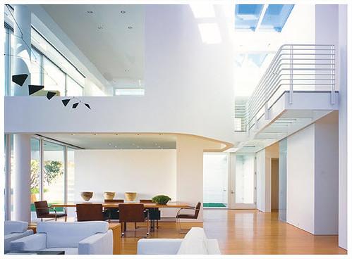 Richard Meier Interior Design Sample Of The Amazing