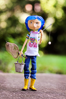 95/365 Coraline is going Fishing | by BarbaraCZ