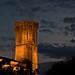 Between lights and shades [Cariñena´s Tower]