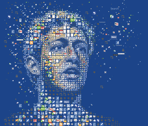 Facebook's Mark Zuckerberg for WIRED magazine