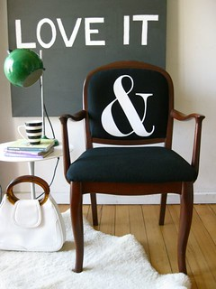 Ampersand armchair | by Ninaribena1