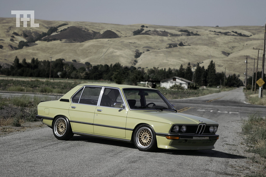 bmw e12 hugo velasco 39 s 1979 bmw 528 carlos ruiz flickr. Black Bedroom Furniture Sets. Home Design Ideas