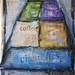 The Artist's Food Pyramid