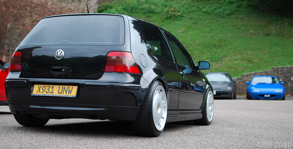 VW Golf GTI Mk4 | Chris Poole2009 | Flickr
