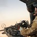 Army Lynx Mk9A Door Gunner with .50 Cal Heavy Machine Gun