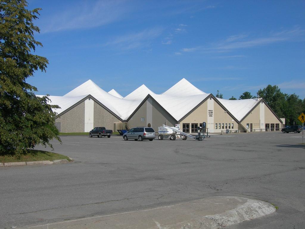 Alfond Arena | Orono, Maine Home of Black Bears men's