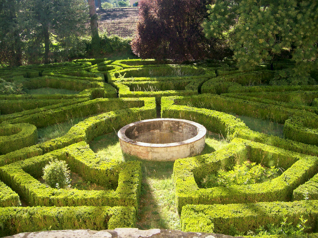Il giardino all 39 italiana di villa salina a san lazzaro di - Giardino all italiana ...