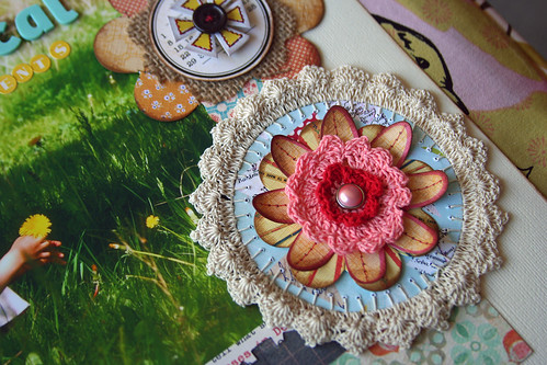 magical moments paper doily | by Francesca Di Leo