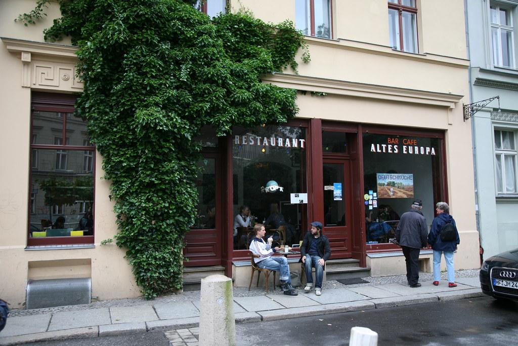 Berlin Cafe Restaurant  Ef Bf Bd Lyon
