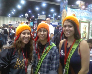 Jayne Hat Trio! | by buffyfest