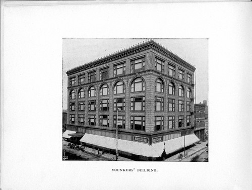 Younkers Building | by DMPL Special Collections