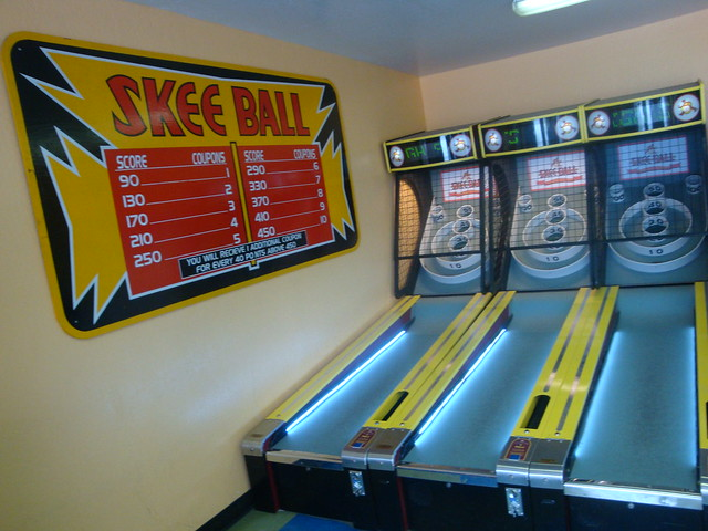 used skee machine