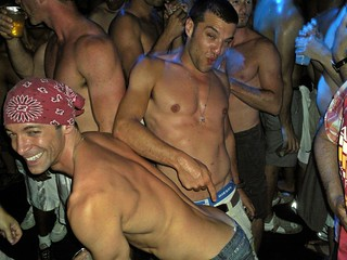 Fire Island clubs - Nonie and Ernie dancing | by david_shankbone